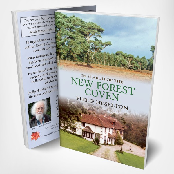 Philip Heselton - In Search of the New Forest Coven - Paperback