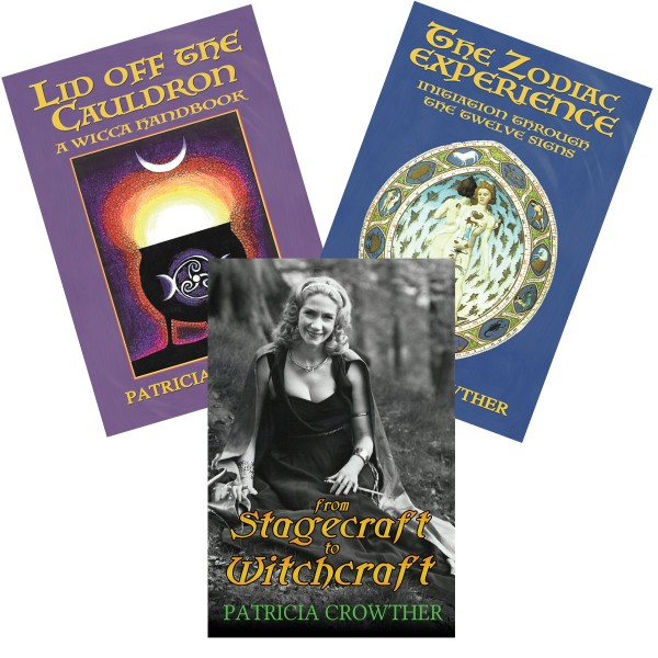 Patricia Crowther - Paperback Book Bundle