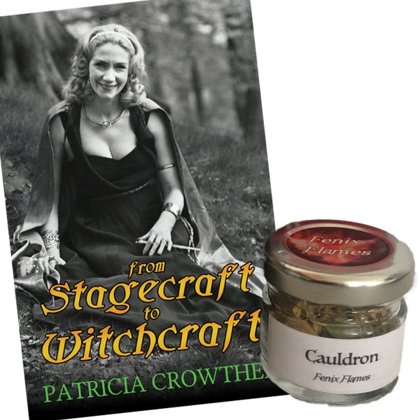 Patricia Crowther - From Stagecraft to Witchcraft + Incense